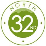 North 32nd logo