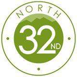 North 32nd logo