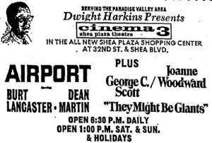 Shea Plaza 1971 09 29