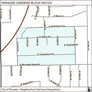 paradise gardens blockwatch